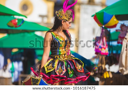 Brazilian Carnival Women Wearing Carnival Costumes Stock Photo (Edit Now) 1016187475 - Shutterstock  sc 1 st  Shutterstock & Brazilian Carnival Women Wearing Carnival Costumes Stock Photo (Edit ...