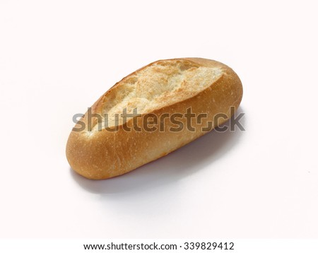Bread is the breakfast of most South Vietnamese people