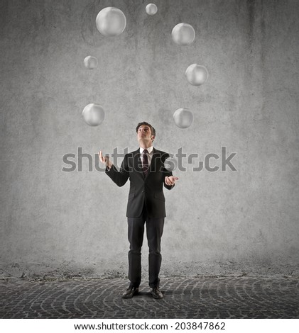 break the mold - stock photo