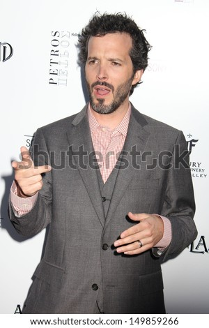 "Bret McKenzie at the ""Austenland"" Los Angeles Premiere, Arclight, Hollywood, CA 08-08-13"