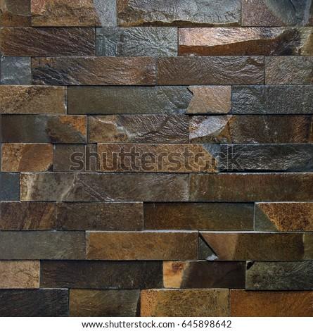 brick stone wall texture natural stone rich marble texture decorative brick wall tiles - Decorative Stones