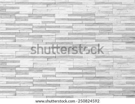 Brick tile wall pattern background  - stock photo