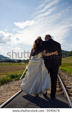wedding ideas for couples over 40 happy newlywed stock photo 575202358 27895