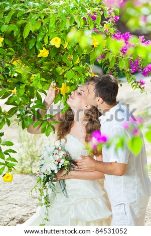 Prepossessing Kiev Ukraine Jul   Ivana Stock Photo   Shutterstock With Outstanding Bride And Groom In A Tropical Garden With Enchanting Cheap Garden Furniture Rattan Also Gift For Gardener In Addition National Trust Garden And Garden Furniture Uk As Well As Oxford Botanic Garden Additionally Gardening Leave Rights From Shutterstockcom With   Outstanding Kiev Ukraine Jul   Ivana Stock Photo   Shutterstock With Enchanting Bride And Groom In A Tropical Garden And Prepossessing Cheap Garden Furniture Rattan Also Gift For Gardener In Addition National Trust Garden From Shutterstockcom
