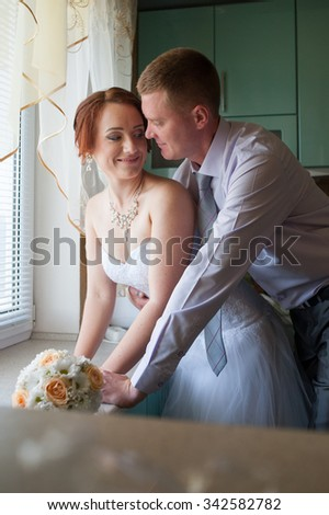 having sex with the bridesmaid