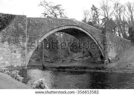 Bridge at Brig o' Doon - Alloway - Scotland