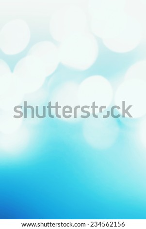 Bright abstract Christmas background with glowing magic bokeh for wallpaper, poster, frame, backdrop, design.  - stock photo