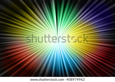 Bright abstract multicolored background