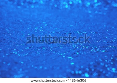 Bright and sparkling bokeh background / Abstract background