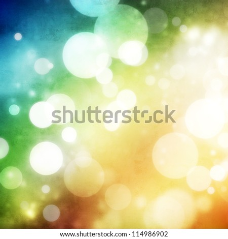 Bright background - stock photo