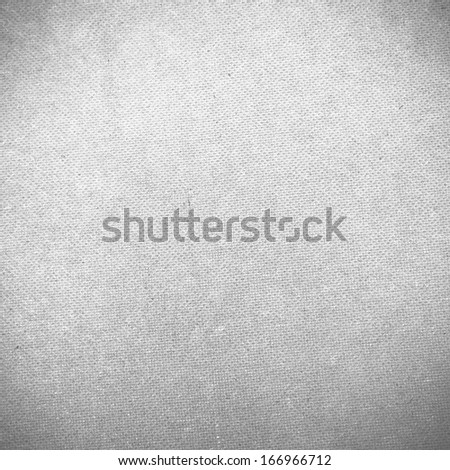 bright background canvas texture and vignette - stock photo