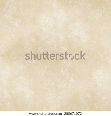 bright background, old paper, subtle beige pattern - stock photo