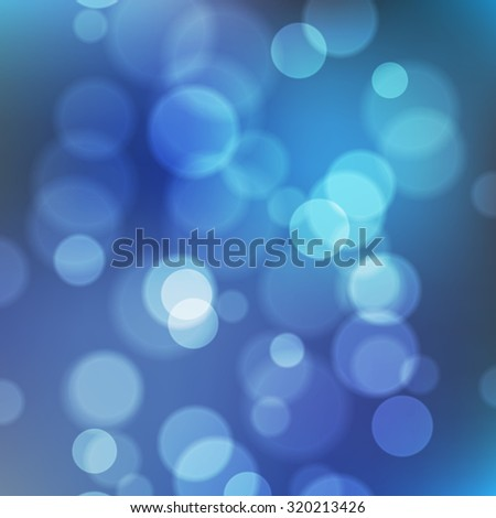 Bright background with bokeh effect. Wallpaper.