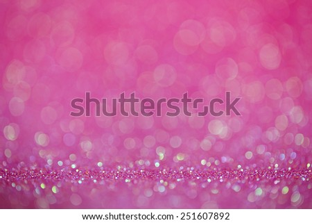 bright background with pink blur - stock photo