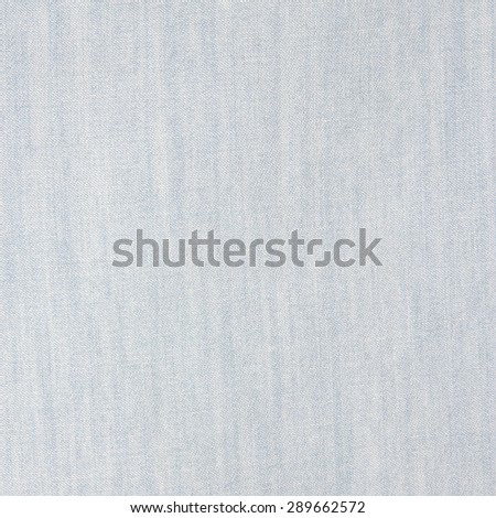 bright blue background canvas texture fabric pattern - stock photo