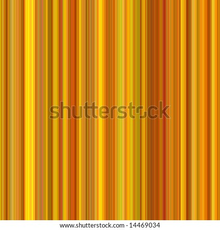 Bright bold orange vertical stripes abstract background. - stock photo