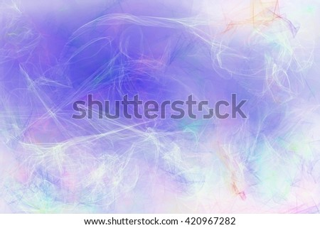 bright colour abstract painting for background