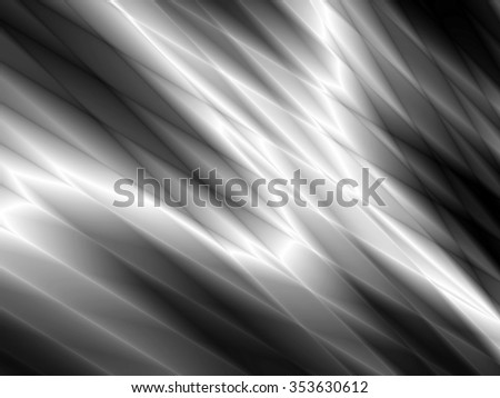 Bright energy abstract silver web background - stock photo