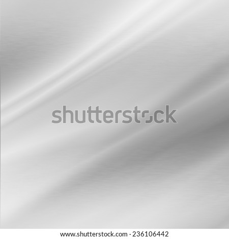 bright gray abstract background silver metal texture - stock photo