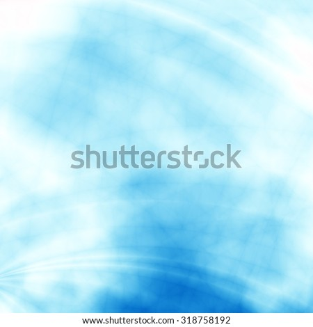 Bright magic sky abstract blue nice pattern background - stock photo