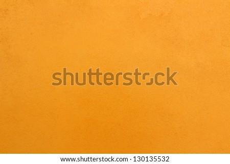 Bright orange background - stock photo