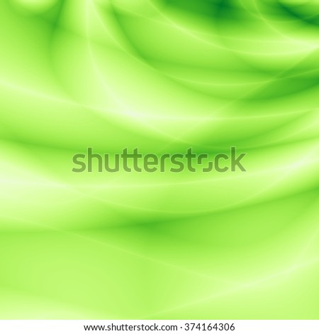 Bright pattern abstract nature green background - stock photo