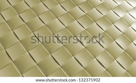 Bright reed place setting texture creating square tiles. More of this motif and more backgrounds in my port. - stock photo