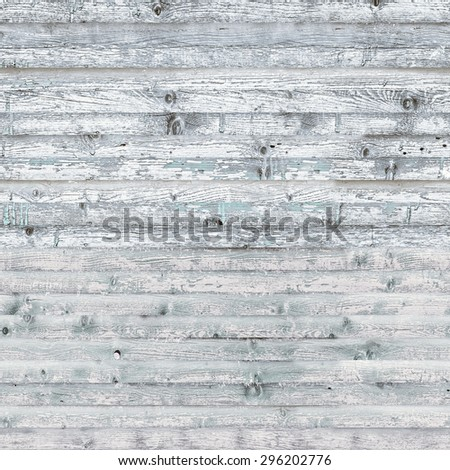 Bright seamless wood vintage texture - stock photo