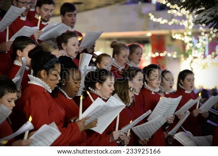 Caroling Stock Images, Royalty-Free Images & Vectors | Shutterstock