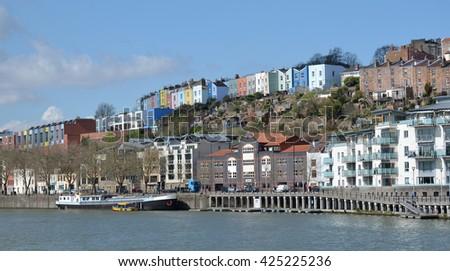 Bristol, United Kingdom - stock photo