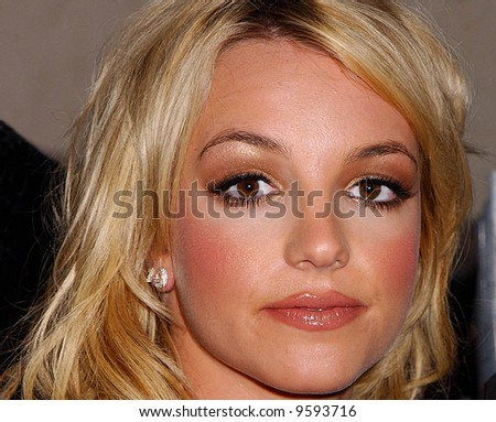 Britney Spears - stock photo