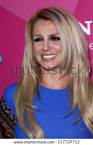 "Britney Spears at the ""The X Factor"" Season 2 Premiere and Handprint Ceremony, Chinese Theater, Hollywood, CA 09-11-12 - stock photo"