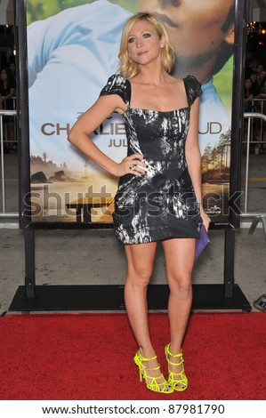 "Brittany Snow at the world premiere of ""Charlie St. Cloud"" at the Mann Village Theatre, Westwood. July 20, 2010  Los Angeles, CA Picture: Paul Smith / Featureflash"