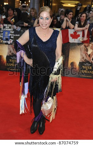 Brix Smith arriving for the UK film premiere of Water For Elephants, at Vue Westfield, west London. 03/05/2011  Picture by: Steve Vas / Featureflash - stock photo