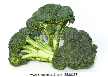 Broccoli - stock photo