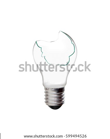 Broken Light Bulb Stock Images, Royalty-Free Images & Vectors ...