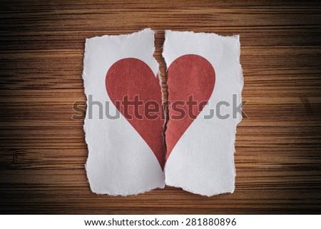 essay on heart broken