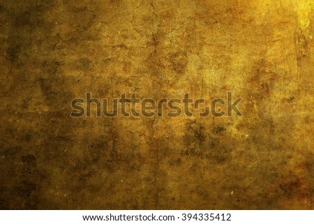 Bronze metal texture background