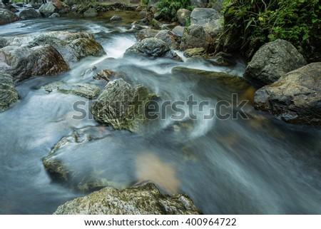 brook - stock photo