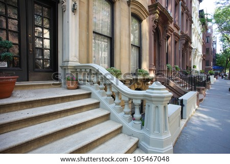Brooklyn Heights Brownstone/Block of Brooklyn's oldest & most historic neighborhood