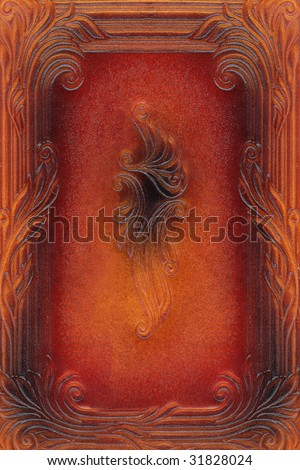 Tooled Leather Background Stock Photos Images Amp Pictures