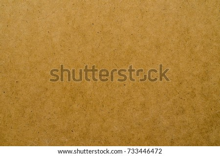 Brown chipboard texture. Front side