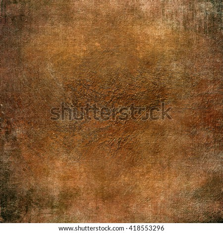 Brown empty old vintage paper background. Paper texture. Old canvas texture grunge background. Grunge background. Perfect texture of paper, beautiful colors and designs