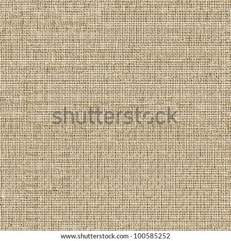 Brown fabric seamless pattern - texture background for continuous replicate.