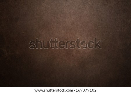Brown leather structure - high resolution texture - stock photo