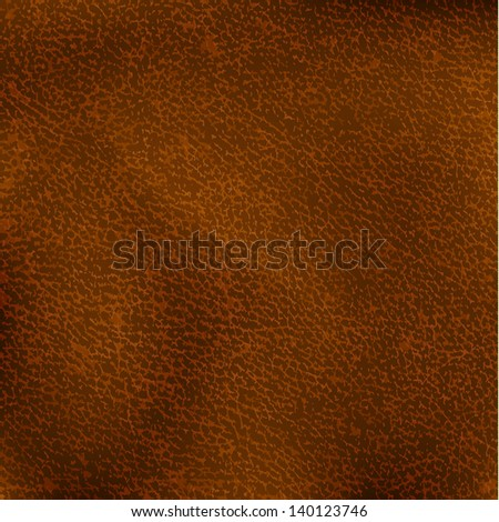 Brown leather texture - raster version