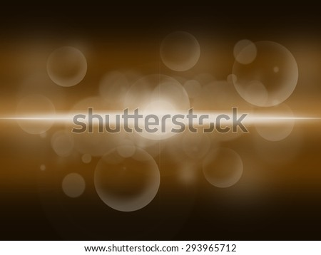 Brown light background - stock photo