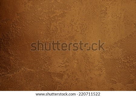 Brown mineral background. - stock photo