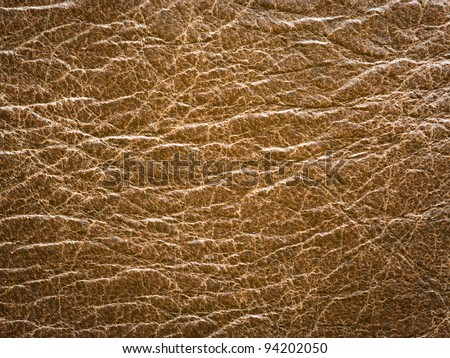 brown nature leather texture closeup