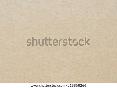 Brown paper cardboard texture background